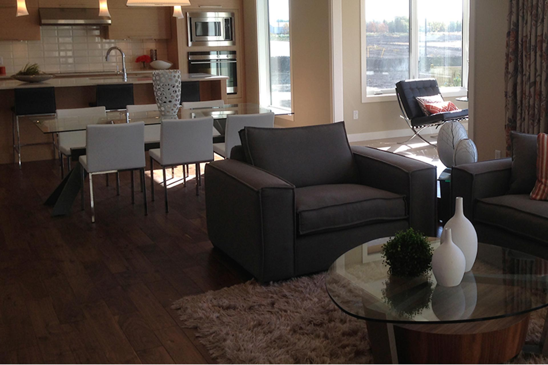 arlt homes living room area